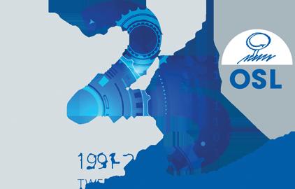 OSL ha festeggiato i 25 anni di attività nel settore software di gestione di produzione, pianificazione e raccolta dati MES per aziende meccaniche.