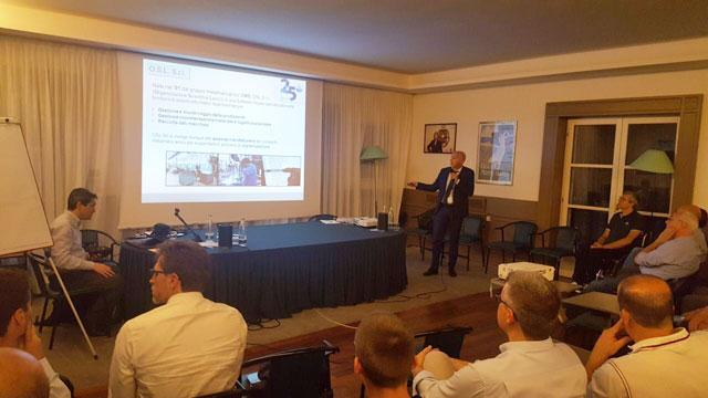 Luca Simonini - Amministratore Delegato Gruppo OSL