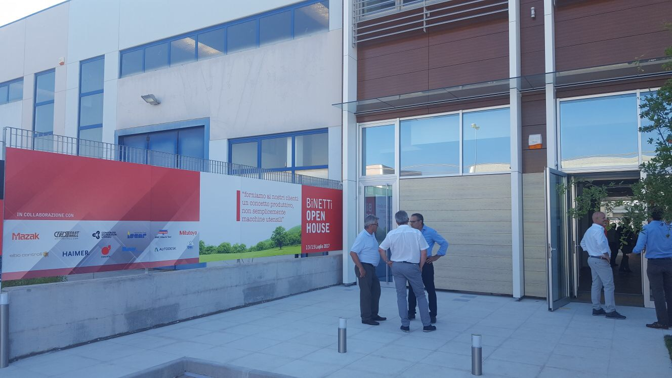 Binetti nuova sede Molfetta (Bari)