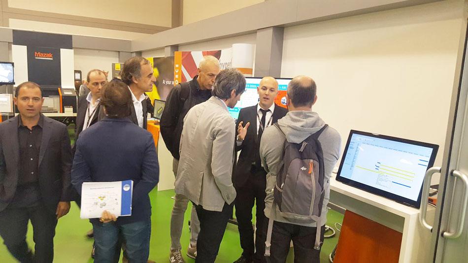 Luca Simonini OSL Industria 4.0 agevolazioni macchine utensili software mazak cnc